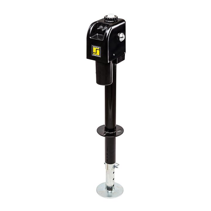 Stromberg JET-3755 Electric Tongue Jack 3500lb Black