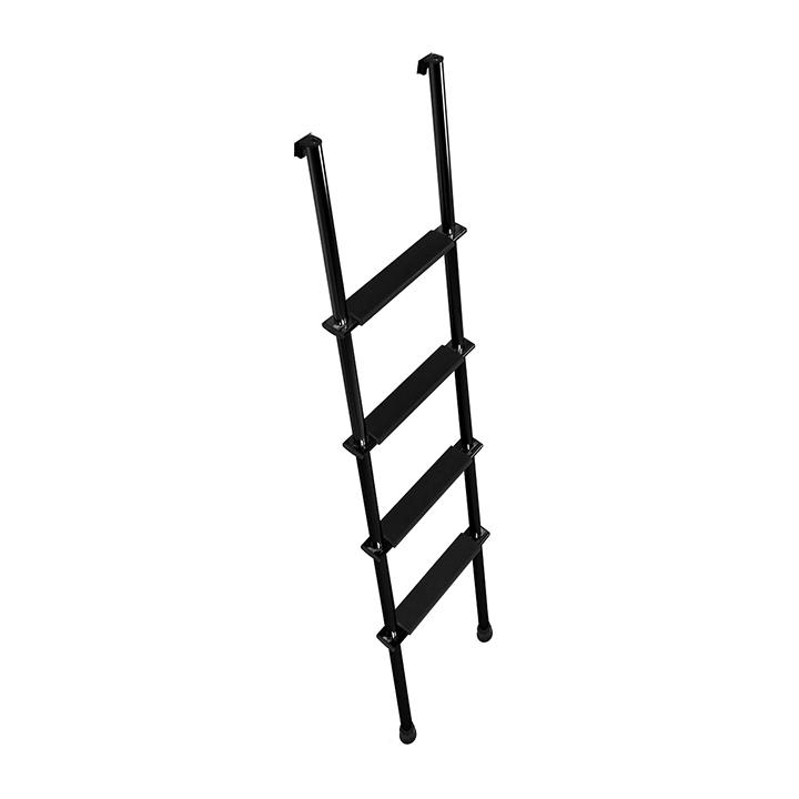 Stromberg LA-460B Interior Bunk Ladder 60in Black Finish