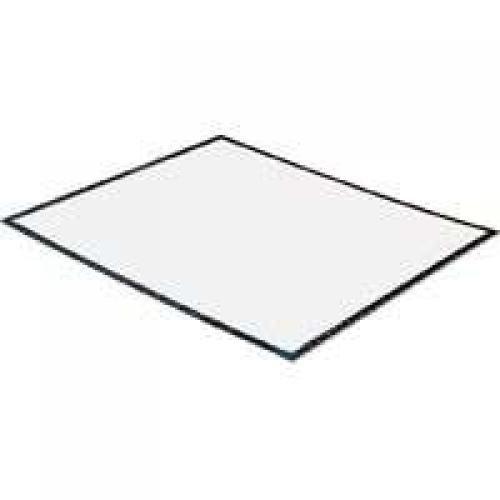 Step N Peel DG30W Floor Mat, 22-1/2 in L x 31-1/2 in W, Polyethylene, White