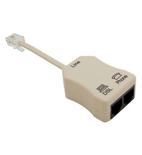 In-line DSL Filter w/ Splitter