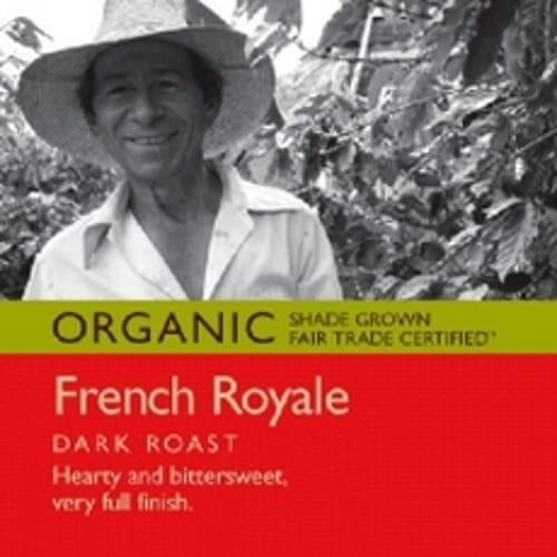 Tonys Coffees & Teas Ground French Royale (6x12Oz)