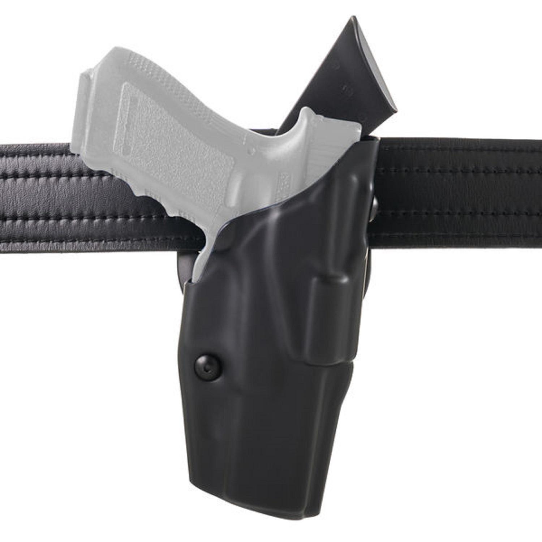 6390 ALS Holster, LH, STX B/W Black, Colt