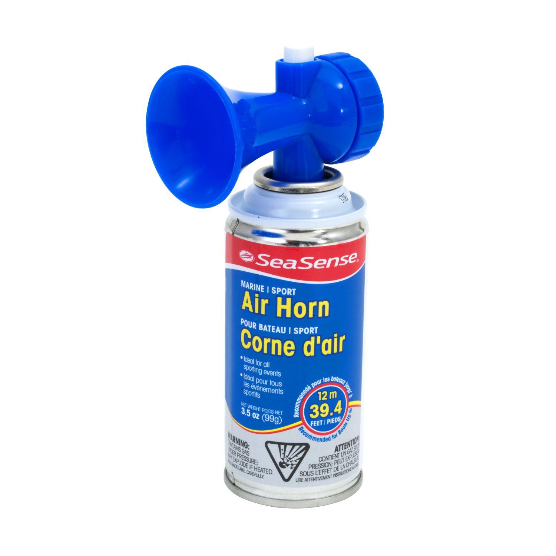 SeaSense Large 3.5 oz Air Horn