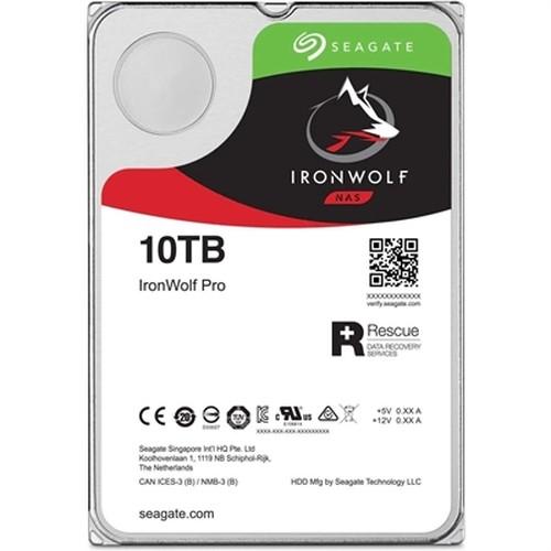 """10TB IronWolf Pro 3.5"""" HDD"""