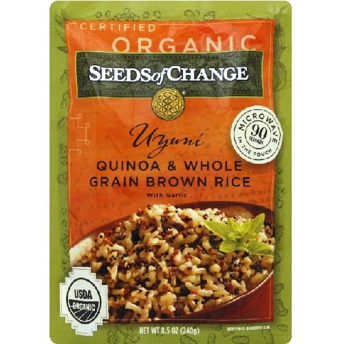 Seeds Of Change Uyuni Quinoa & Rice (12x85 Oz)