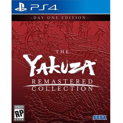 Yakuza Remastered Collectn PS4