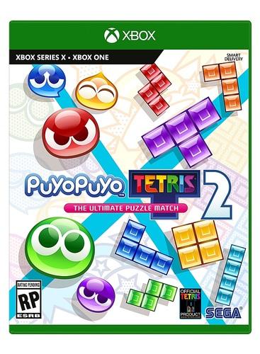 PuyoPuyo Tetris2 Launch ED XB1