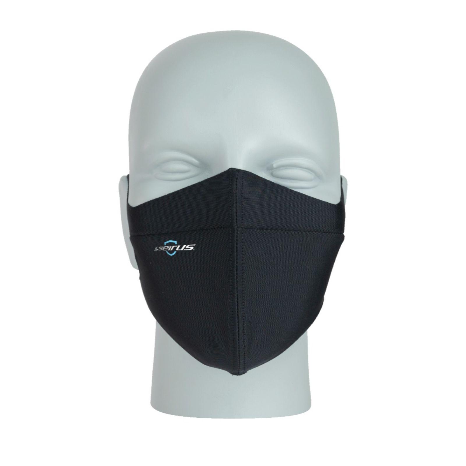 Seirus Evo Arc Masque Black Md