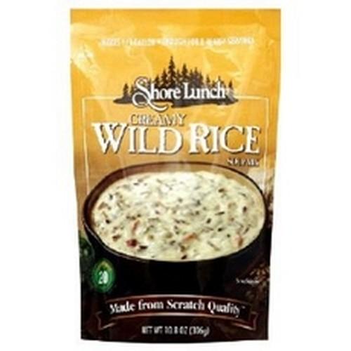 Shore Lunch Mix Soup Creamy Wild Rice (6x108Oz)