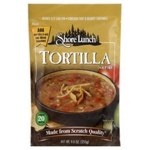 Shore Lunch Tortilla Soup Mix (6x9Oz)