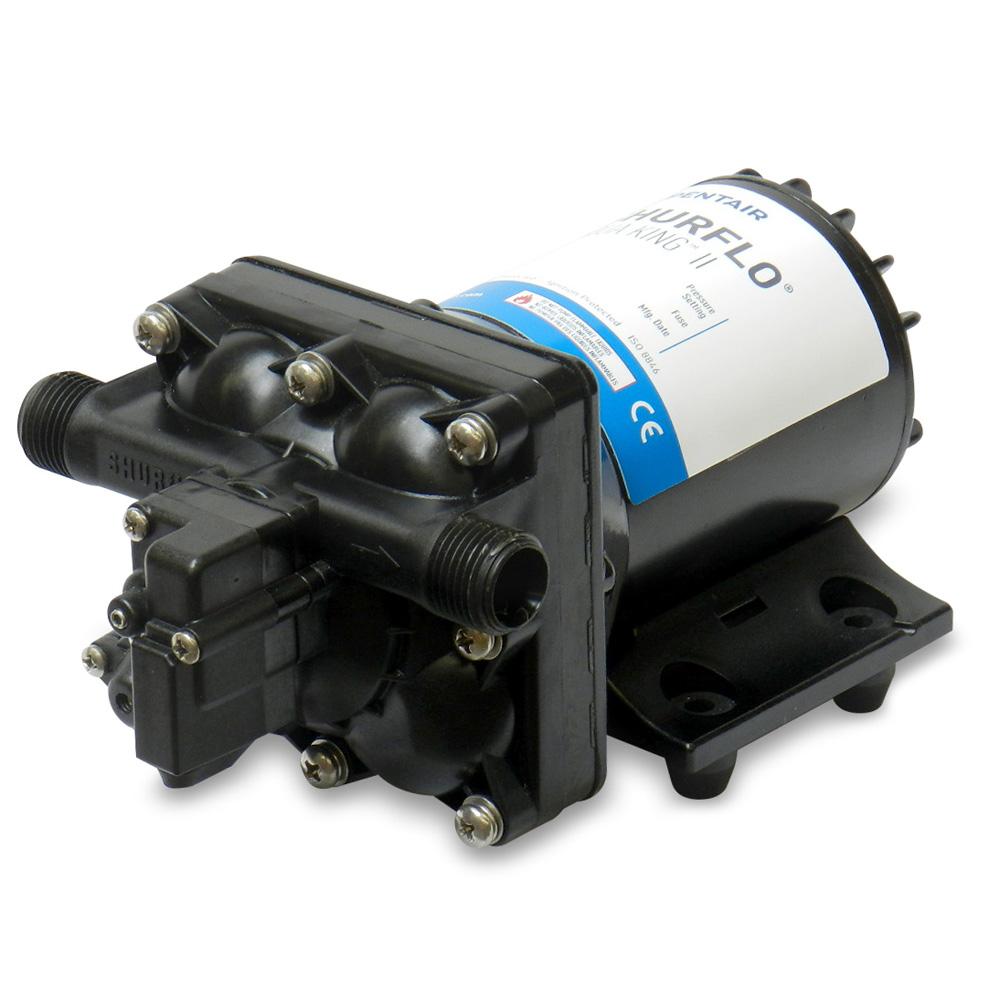 Shurflo by Pentair AQUA KING™ II Standard Fresh Water Pump - 12 VDC, 3.0 GPM