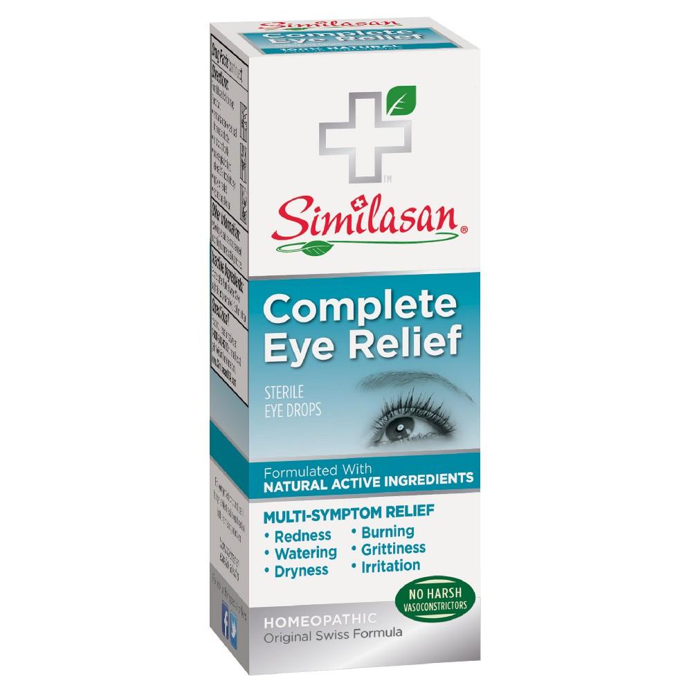 Similasan Eye Drops Complete Relief 33 Oz