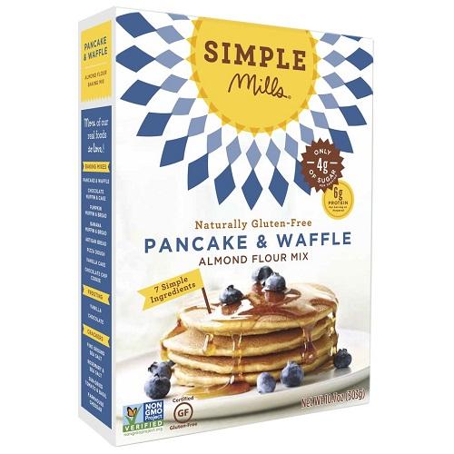 Simple Mills Sim Pancake & Waffle Mix (6X107 OZ)