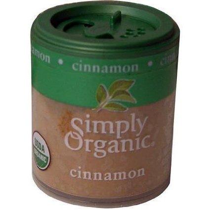 Simply Organic Mini Ground Cinnamon (6x67 Oz)