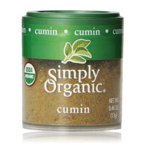 Simply Organic Mini Ground Cumin (6x46 Oz)