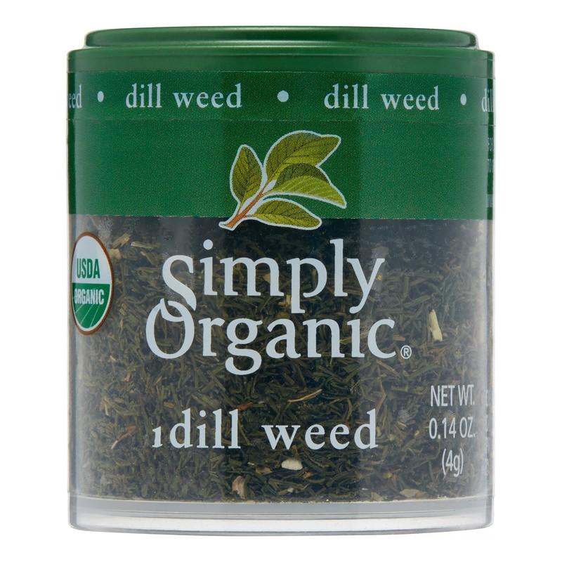 Simply Organic Mini Dill Weed (6x14 Oz)