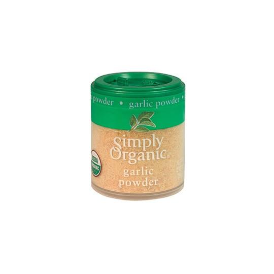Simply Organic Mini Garlic Powder (6x92 Oz)