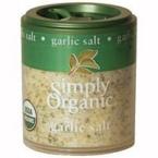 Simply Organic Mini Garlic Salt Blend (6x106 Oz)