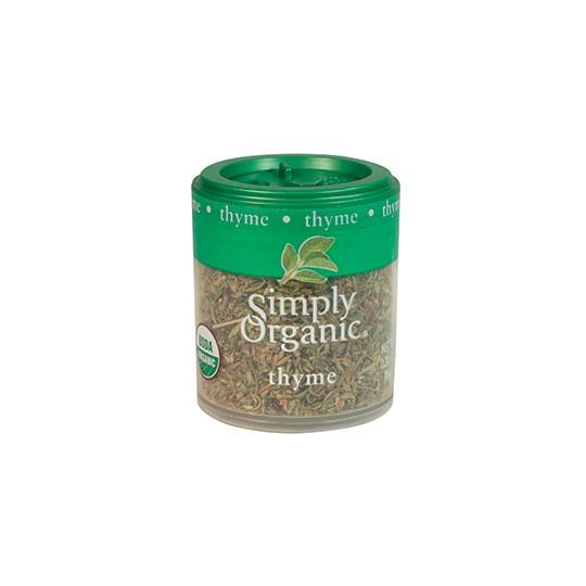 Simply Organic Mini Thyme Leaf (6x28 Oz)