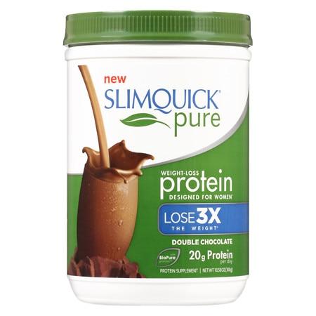 Slimquick Protein Powder  Pure  Women  Chocolate  1058 oz