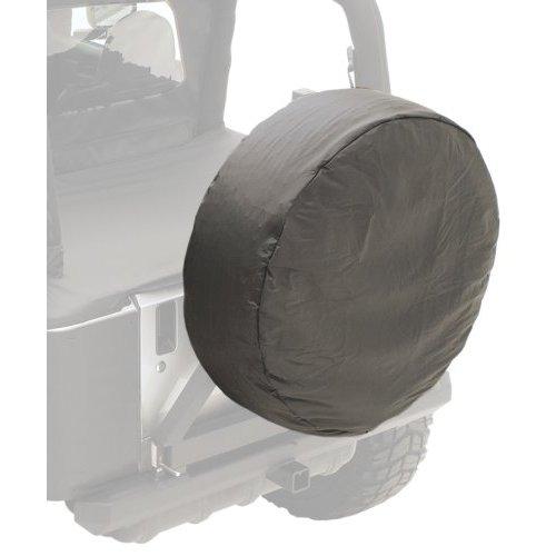 27-29 inch Spare Tire Cover, Black Vinyl