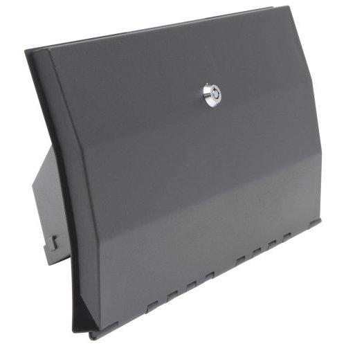 Vaulted Glove Box