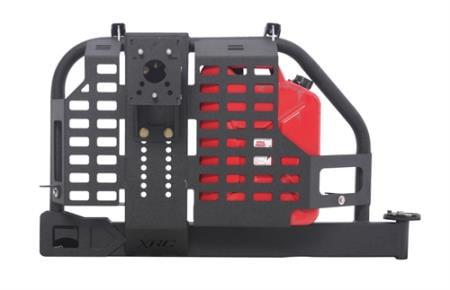 Smittybilt XRC Swing-Away Tire Carriers (Box 2 of 2)