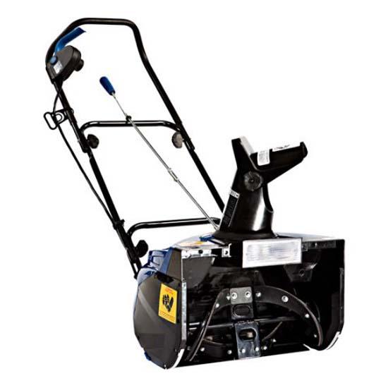 Snow Joe SJ621 Electric Single Stage Snow Thrower , 18-Inch + 13.5 Amp Motor , Headlights