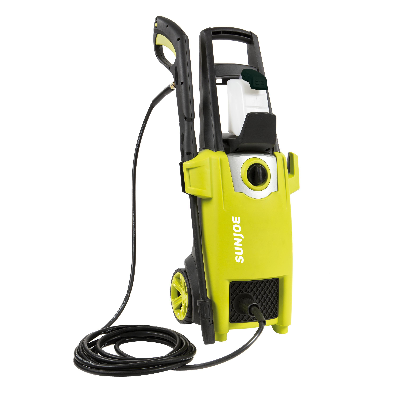 Sun Joe SPX2000 Electric Pressure Washer , 1740 PSI + 1.59 GPM + 12.5-Amp