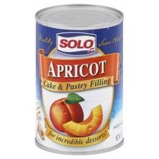 Solo Filling Apricot (12x12Oz)