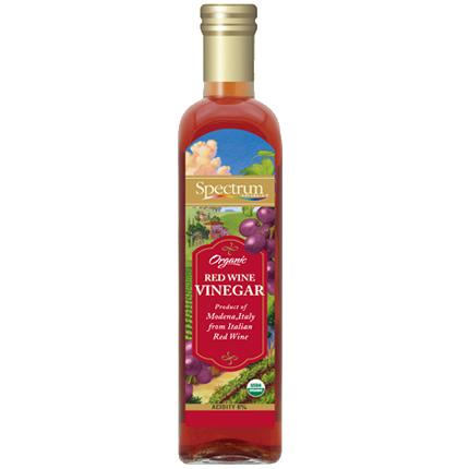 Spectrum Naturals Red Wine Vinegar (6x169 Oz)