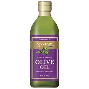 Spectrum Naturals Unrefined Extra Virgin Olive Oil ( 6x254 Oz)