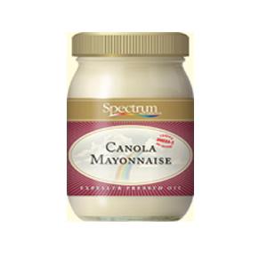 Spectrum Naturals Canola Mayonnaise (12x16 Oz)