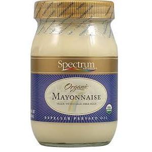 Spectrum Naturals Soy Mayonnaise (12x16 Oz)