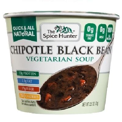 Spice Hunter Chptle Black Bean Sp (6x25OZ )