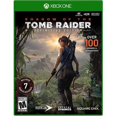 Shadow of Tomb Raider DE XB1