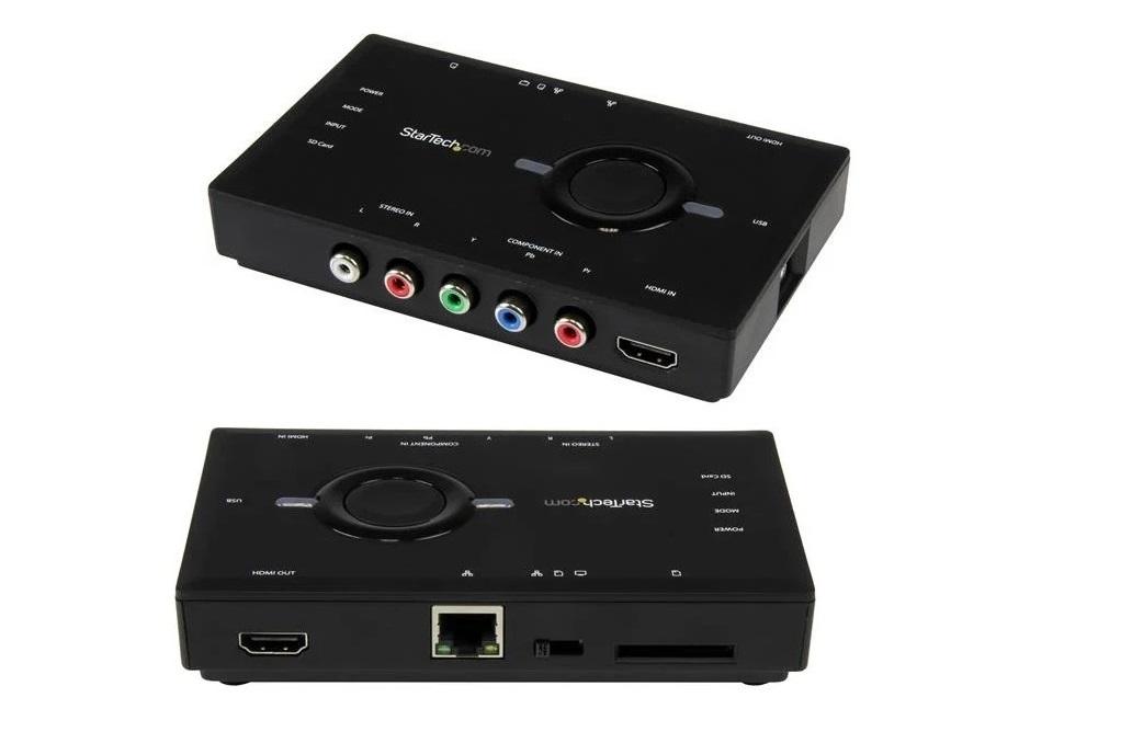 StarTech.com Standalone Streaming HDMI USB 1080p Video Capture Adapter USB2HDCAPS