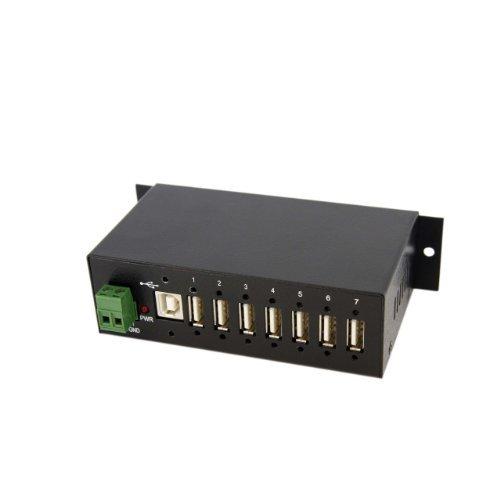 7 Port Rugged USB Hub