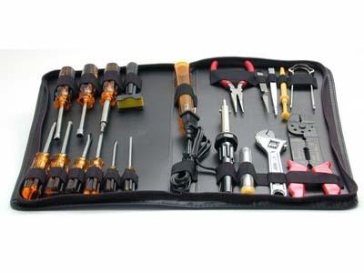 19 Piece Computer Tool Kit