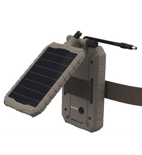 3-000MAH Solar Battery Pack
