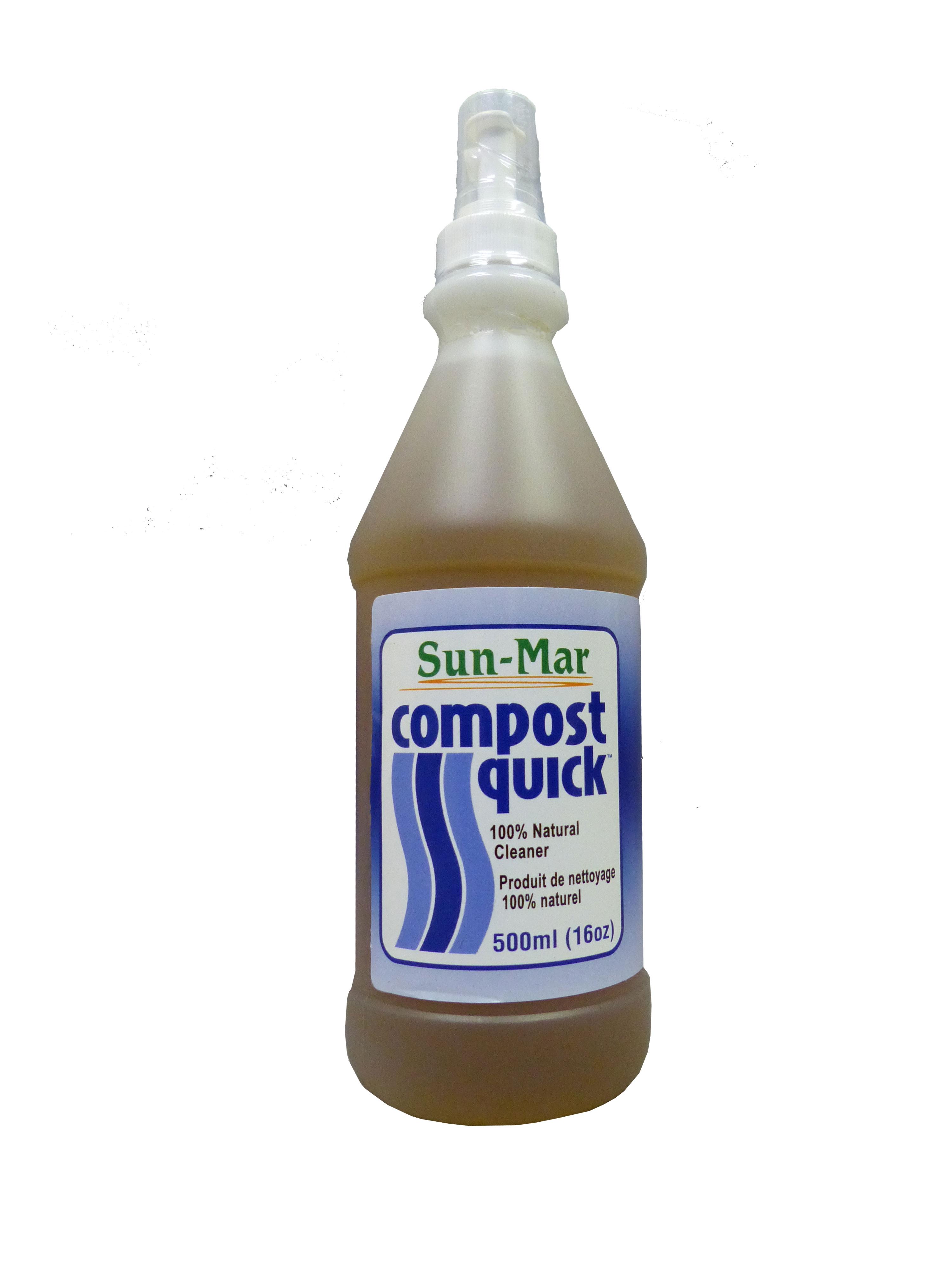 Compost Quick Enzyme Liquid, 16 oz (Case of 12)