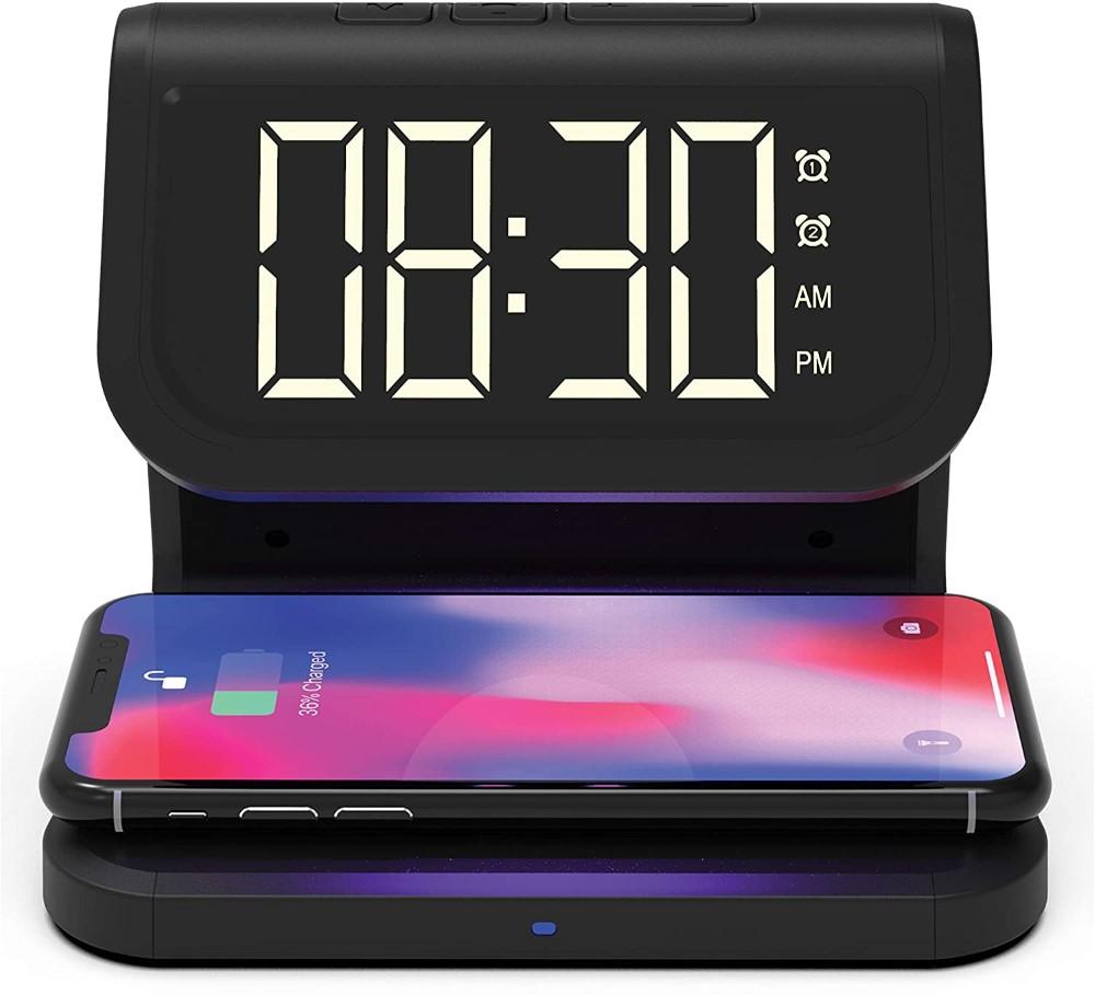 UV Sterilizer charging clock