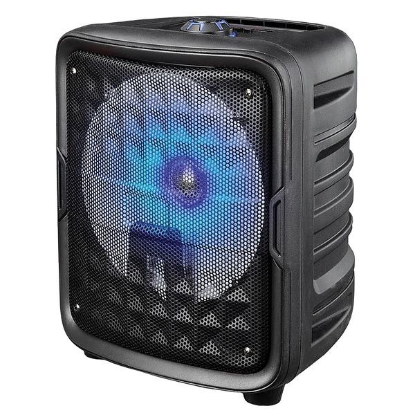 """IQSound 8"""" BT Speaker Black"""