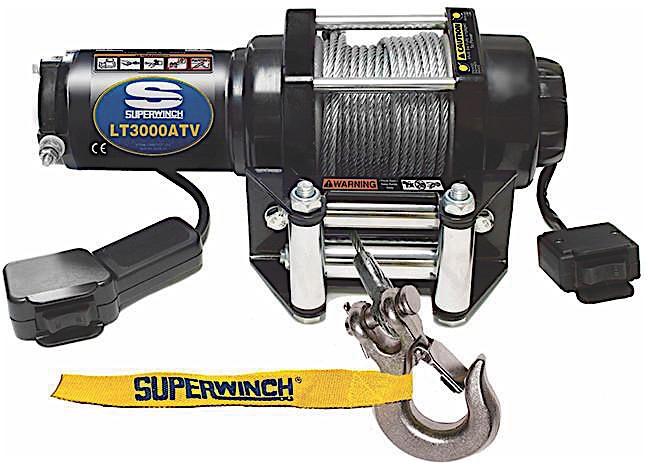 WINCH-LT3000 ATV 12V