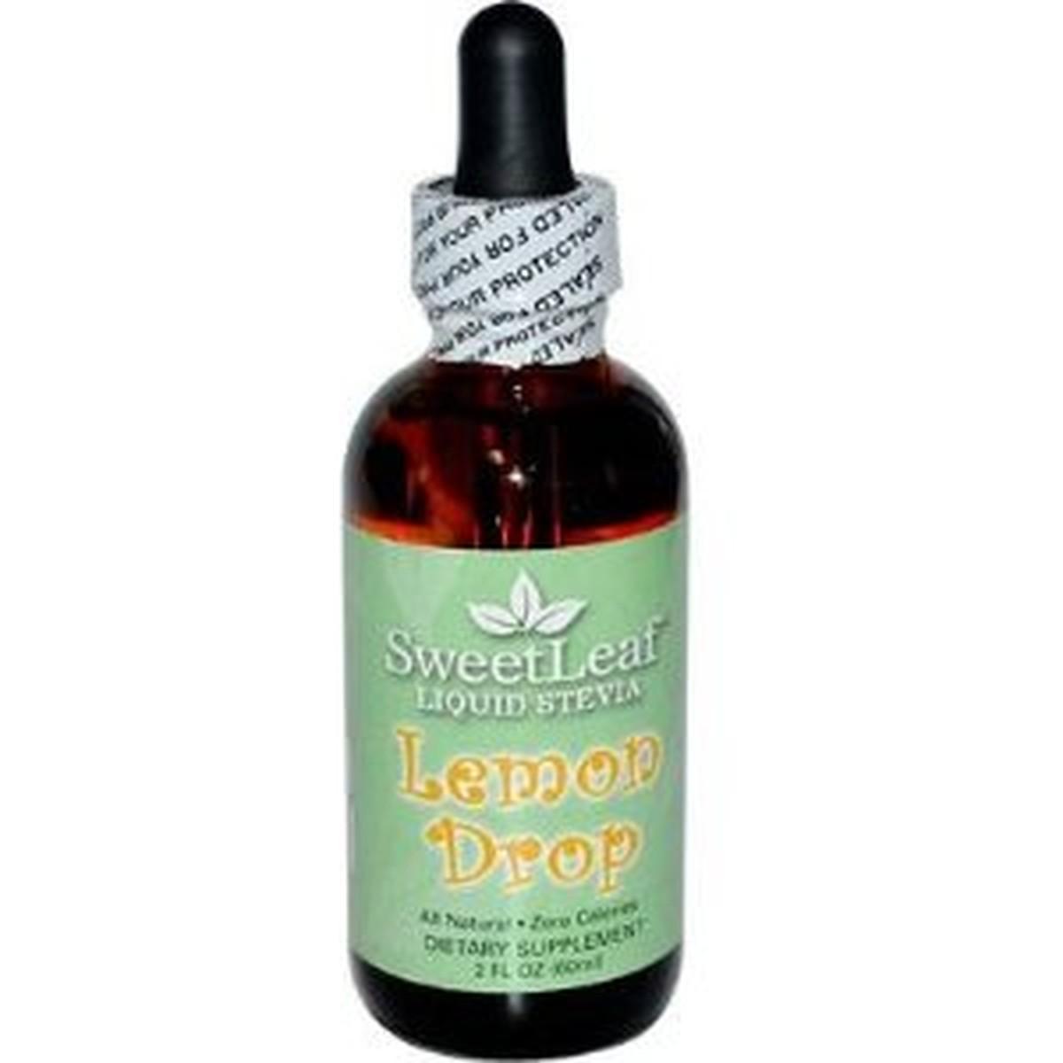Sweetleaf Lemon Clear Liquid Stevia ( 1x2 Oz)