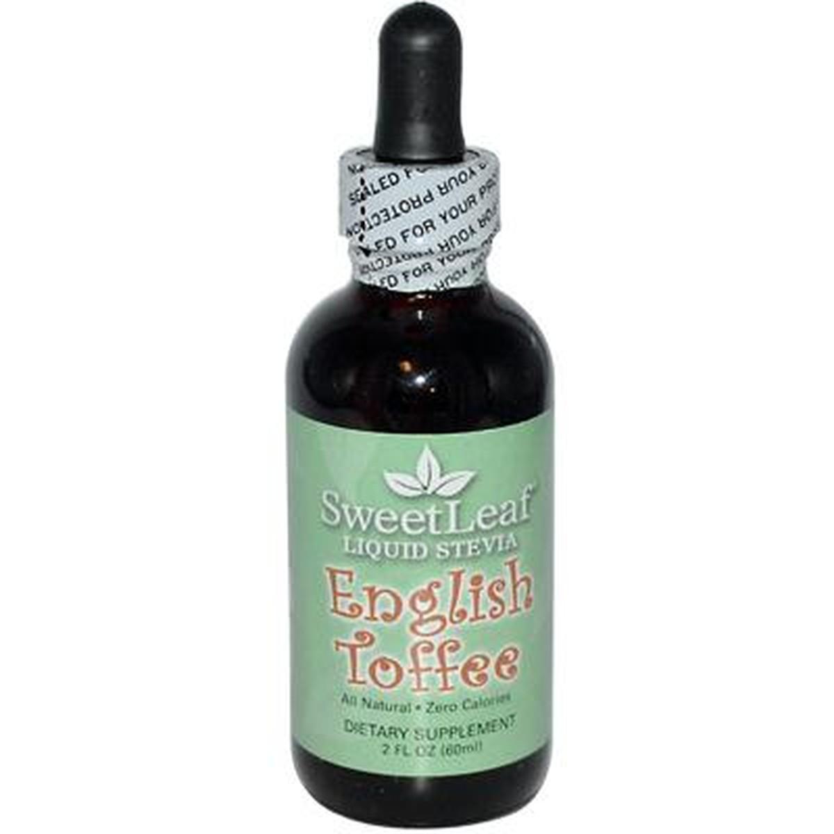 Sweetleaf Toffee Clear Liquid Stevia ( 1x2 Oz)