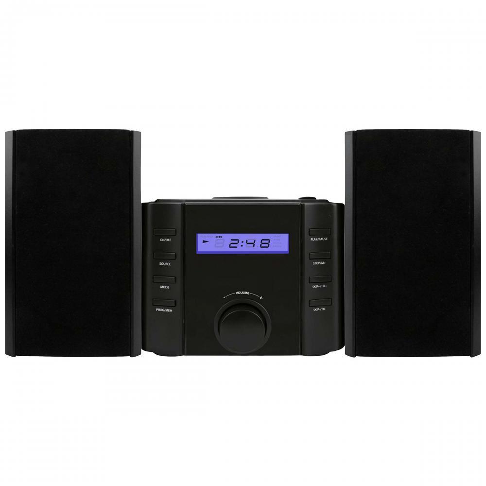 SYLVANIA BLUETOOTH CD AM/FM MICRO SYSTEM