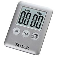 Taylor 5842-15 Digital Slim Timer, 99 min 59 sec