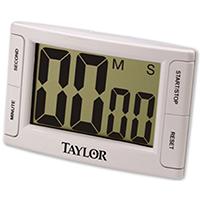 Taylor 5896 Readout Digital Timer, 99 min 59 sec