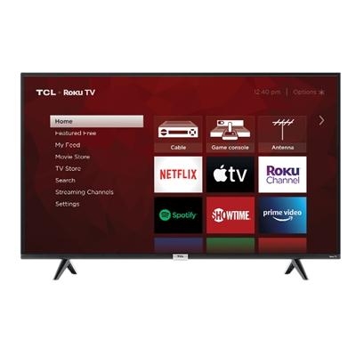 """55"""" 4K LED Roku TV"""